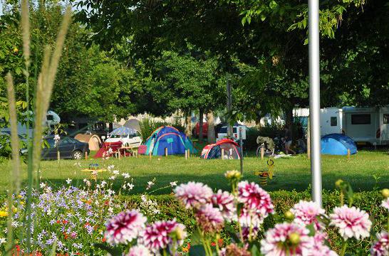 Camping Beaugency Val de flux Loiret